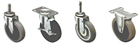 Shepherd Regent Single Wheel Casters