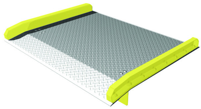 Steel Curb Dock Board