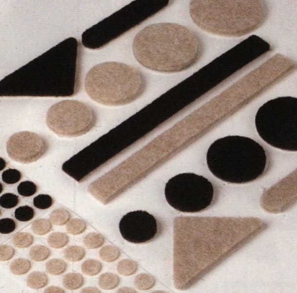 Felt Furniture Sliders A00011322