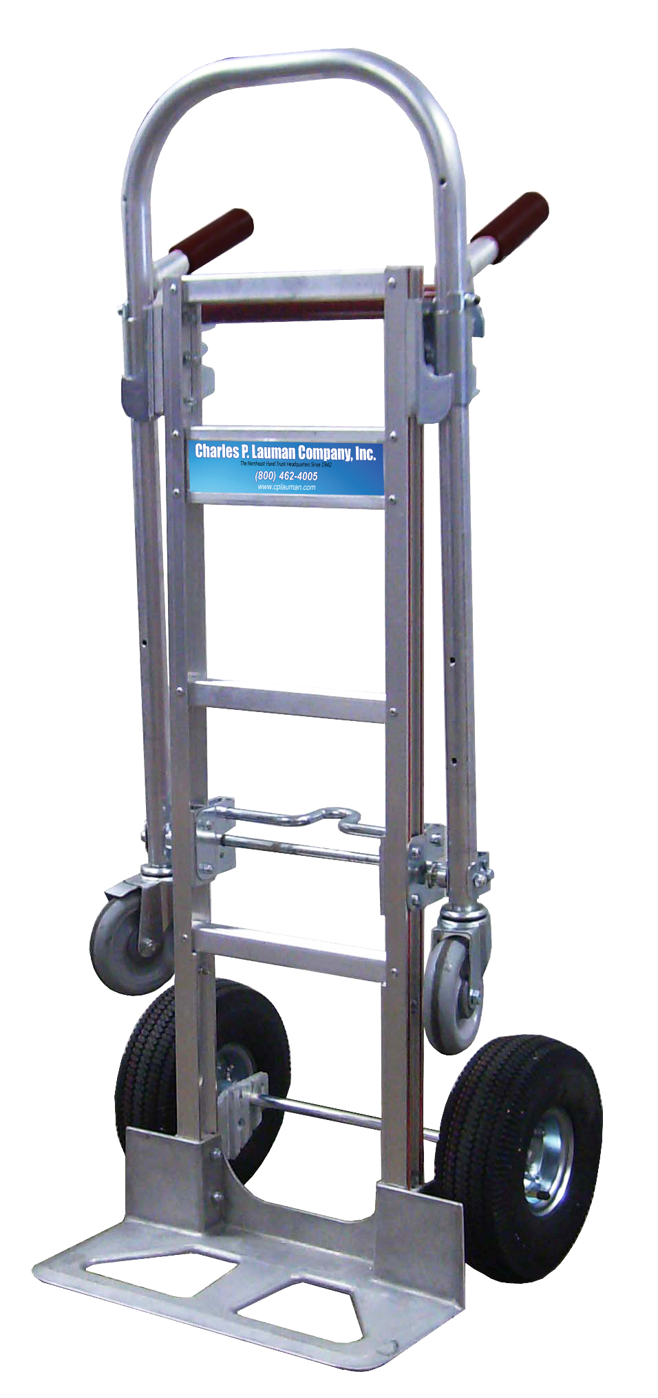 B&P Liberator Junior Aluminum Convertible Hand Truck