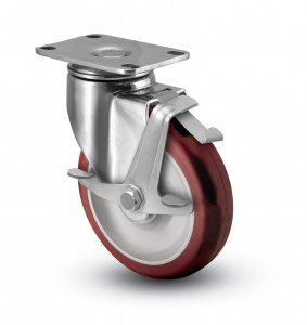 2 series light duty colson casters
