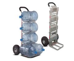 5 Bottle Water Hand Truck