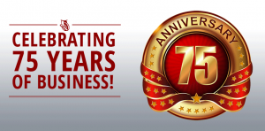 CP Lauman Celebrates 75 Years in Business