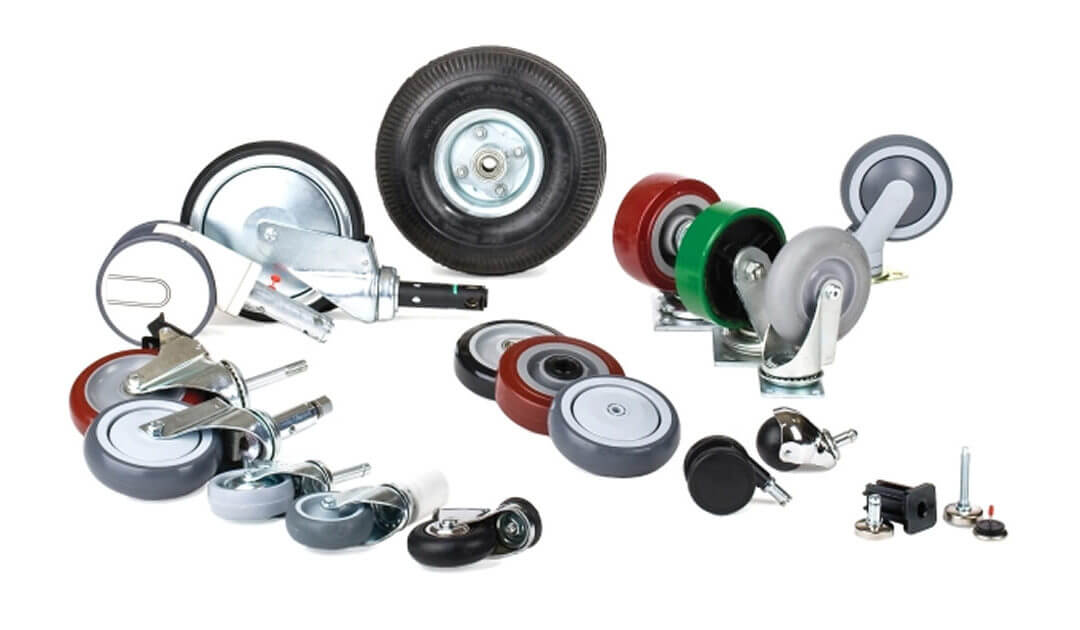 Which Casters Are Right for Your Application?