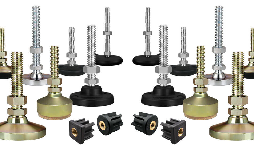 Does Your Equipment or Machinery Require Machine Leveling Mounts?